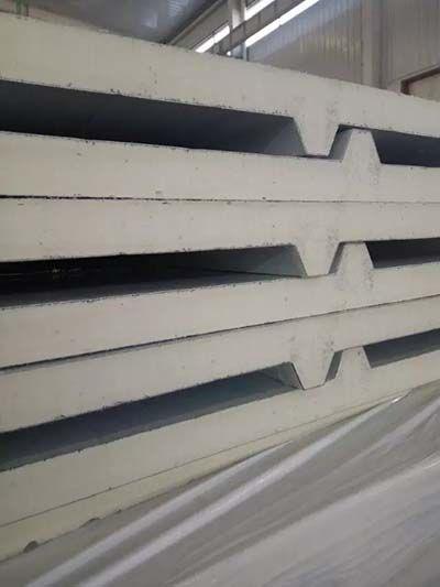 憎水彩钢聚氨酯复合板