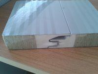 彩钢聚氨酯岩棉封边板批发