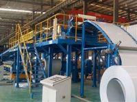 聚氨酯复合板加工流程